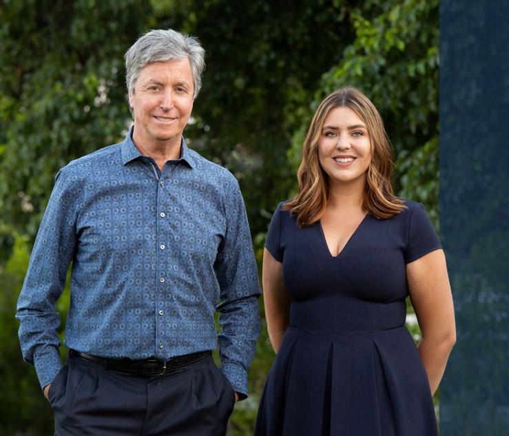 Marc and Sara Shevin Photo